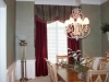 Custom Draperies and Valance