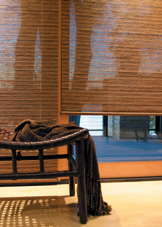Hunter douglas woven wood natural window shades dallas for Hunter douglas motorized blinds parts
