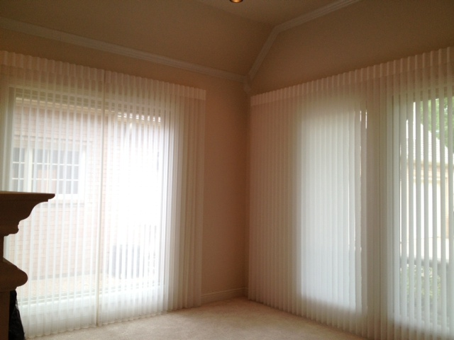 Luminette Privacy Sheer Powerglide1 Blinds Amp Shades