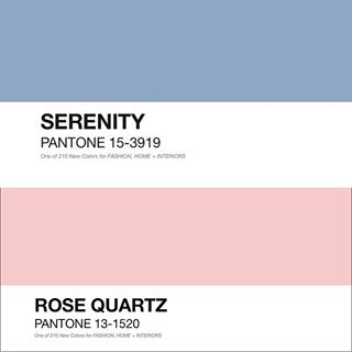 Trending Colors Interior Design Rose Quartz Amp Serenity