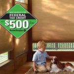 Potential Federal Tax Credit for Energy-saving Shades