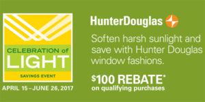 window treatment rebates