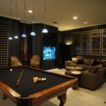 """Creating a """"Man Cave"""""""