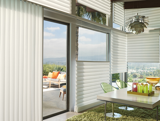 French Door And Patio Door Window Treatments Dallas Tx